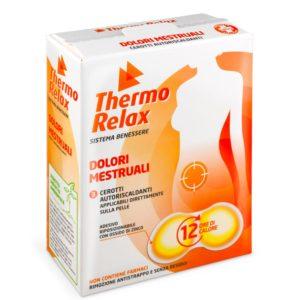 thermorelax dolori mestruali