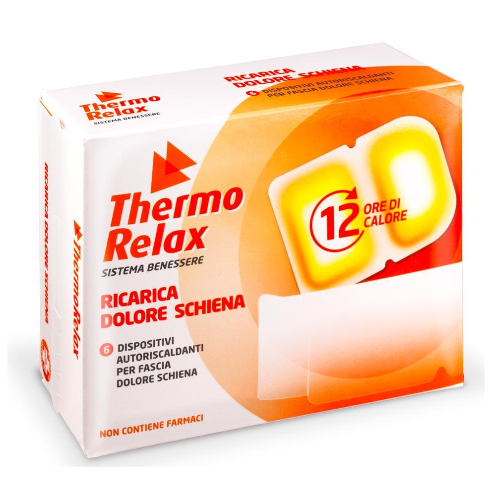 Ricarica 4 dispositivi terapeutici autoriscaldanti